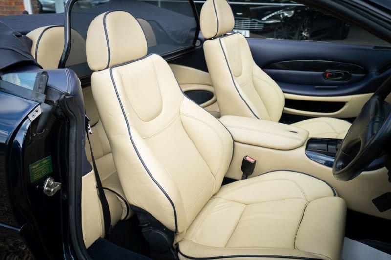 2000 Aston Martin DB7 Vantage Volante (Automatic) For Sale (picture 5 of 6)