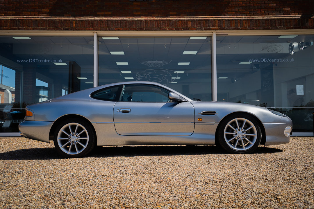 2002 Aston Martin DB7 Vantage Coupe (Automatic) For Sale (picture 3 of 6)