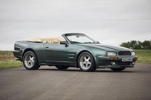 1995 Aston Martin Virage 5.3 Factory Widebody Volante