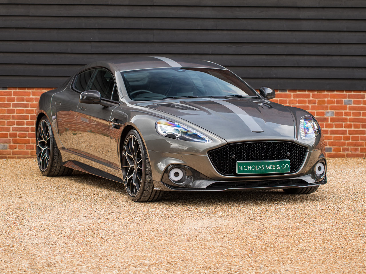 2019 Aston Martin Rapide AMR - 1 of 188  For Sale (picture 1 of 6)