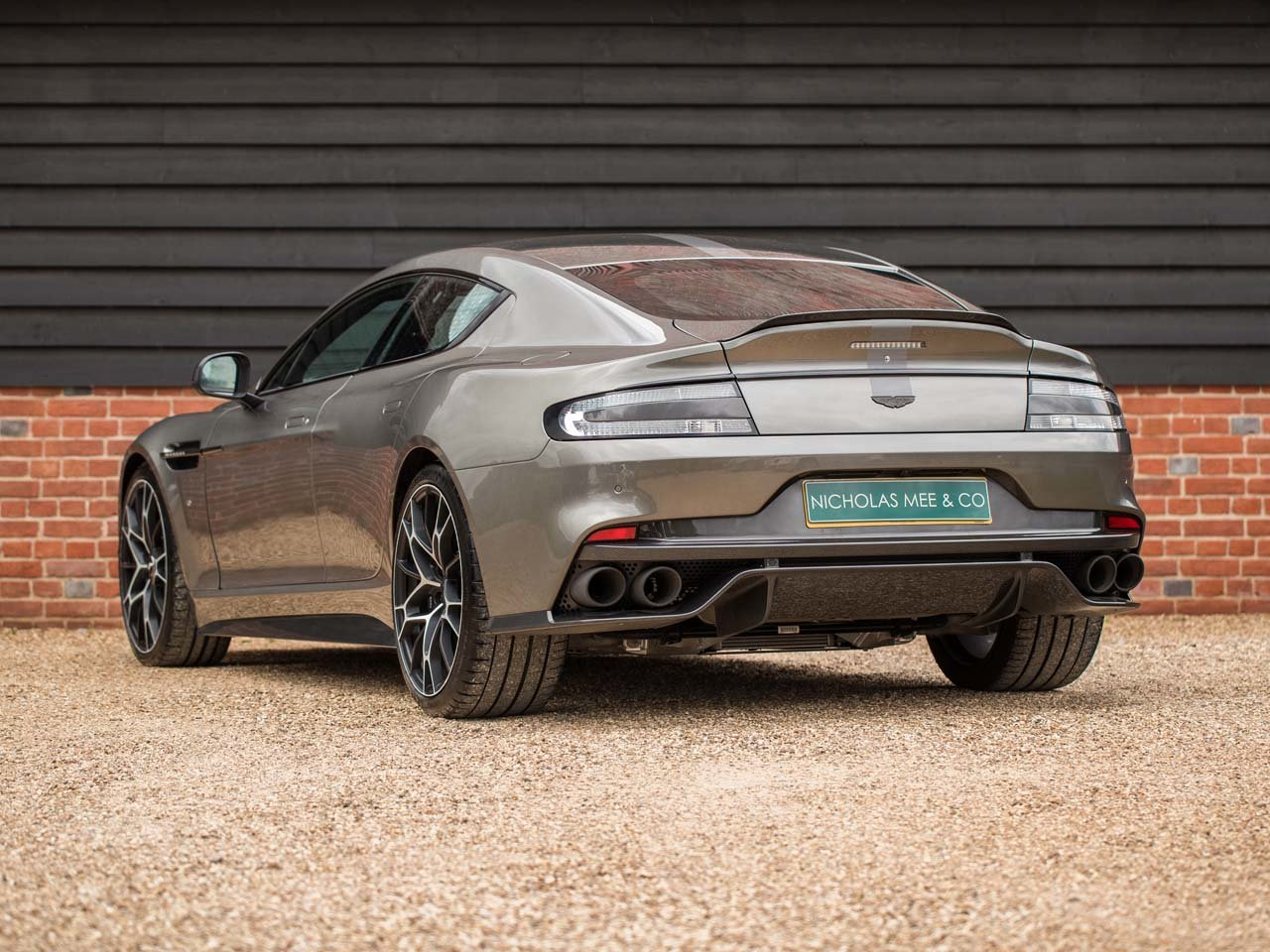 2019 Aston Martin Rapide AMR - 1 of 188  For Sale (picture 2 of 6)