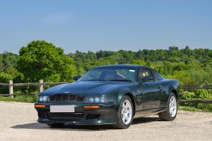 Lot No. 352 - 1997 Aston Martin Vantage V550 - 4500 miles