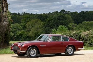 1970 Aston Martin DB6 Mk2 Coupe - 4.2L RSW, 5 Speed ZF  For Sale