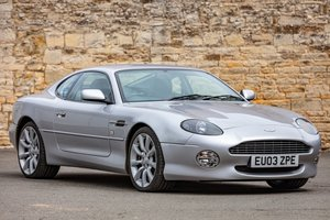 2003 Aston Martin DB7 Vantage - £20,000 to £23,000