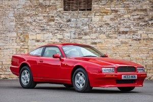 1991 Aston Martin Virage - 1,010 miles from new