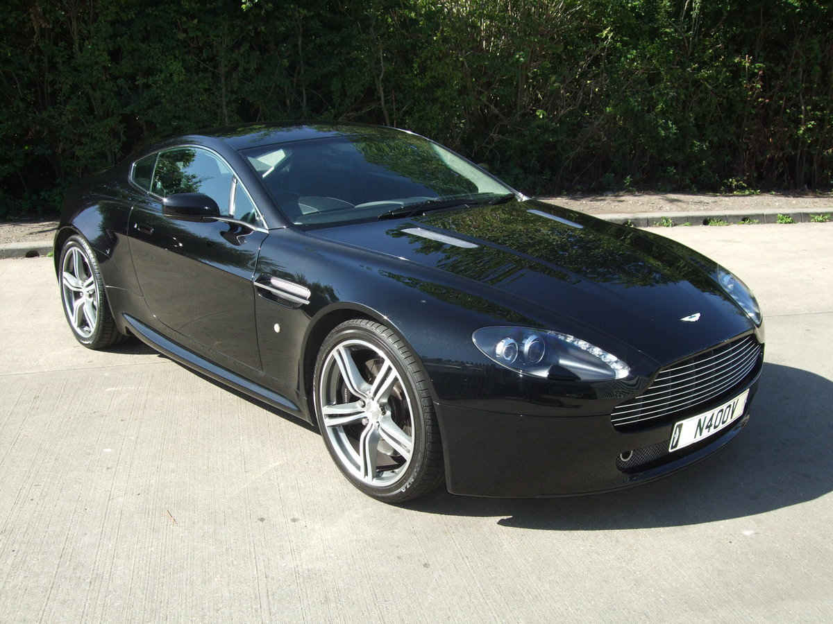 2008 Aston Martin Vantage N400 For Hire (picture 1 of 6)