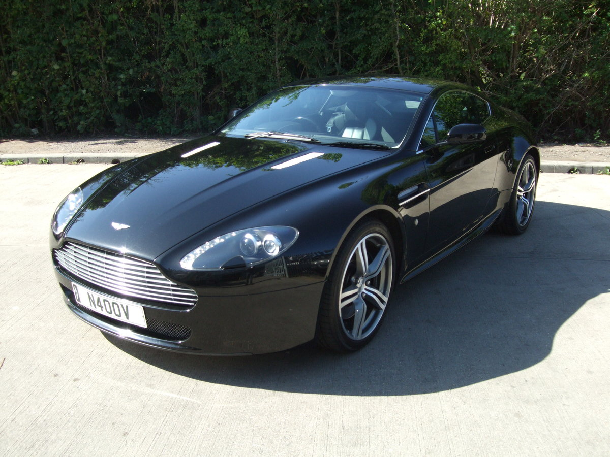 2008 Aston Martin Vantage N400 For Hire (picture 2 of 6)