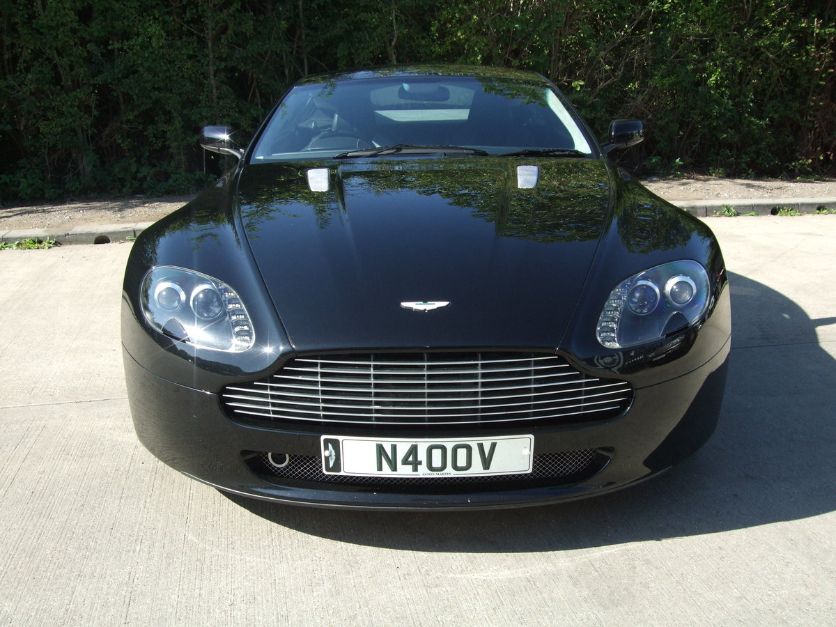 2008 Aston Martin Vantage N400 For Hire (picture 3 of 6)