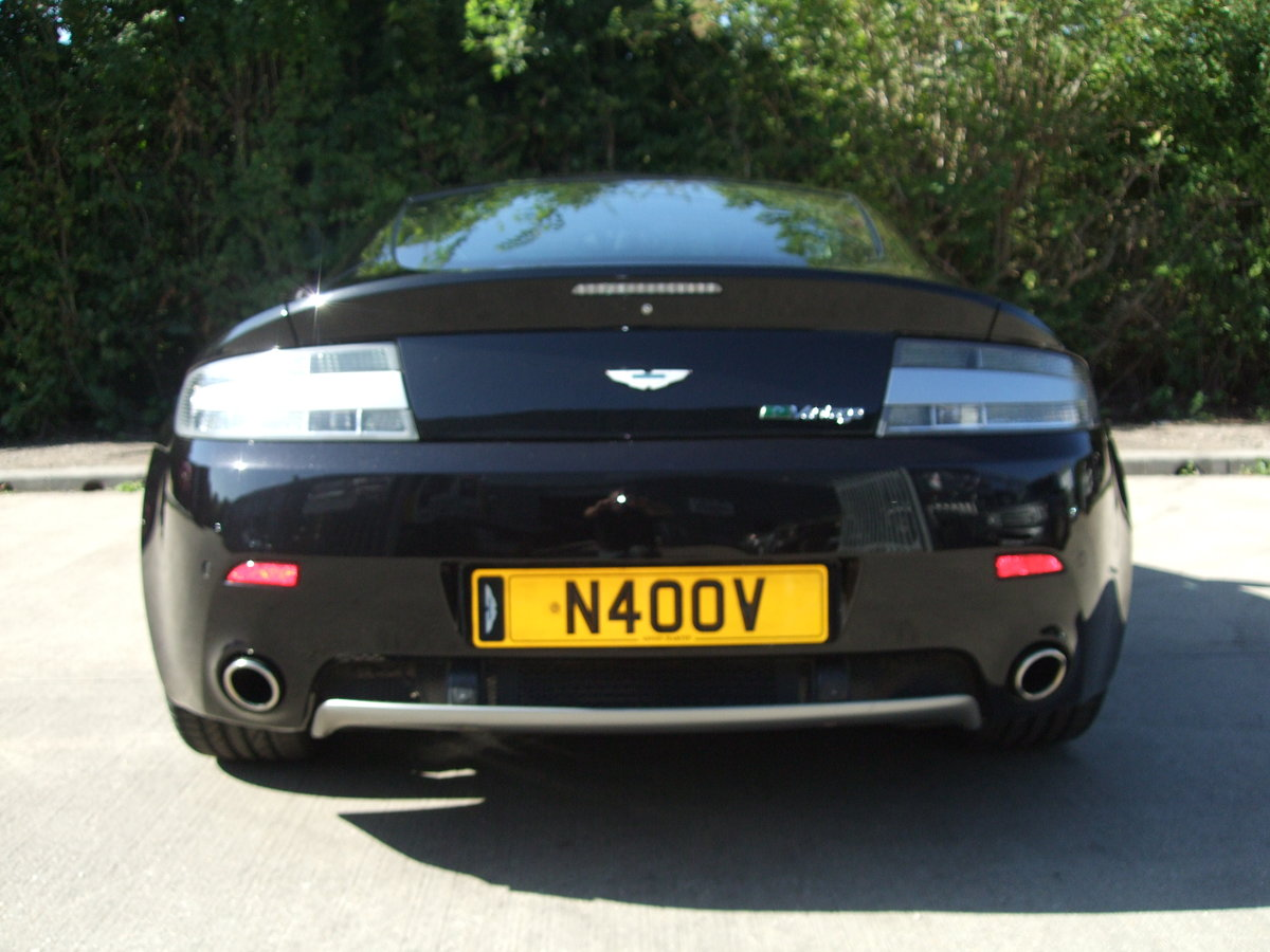 2008 Aston Martin Vantage N400 For Hire (picture 6 of 6)