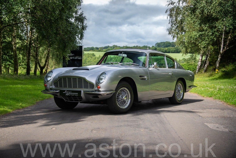 1968 Aston Martin DB6 MK1 For Sale (picture 1 of 6)