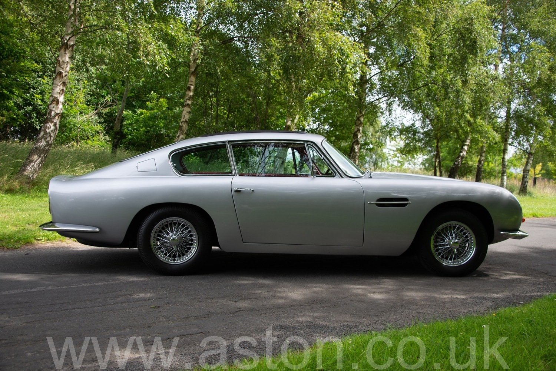 1968 Aston Martin DB6 MK1 For Sale (picture 5 of 6)
