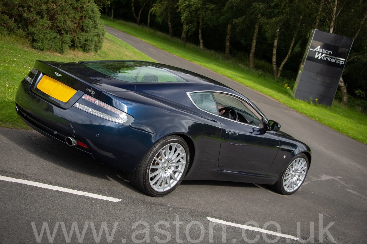2005 Aston Martin DB9 Coupe  For Sale (picture 5 of 6)