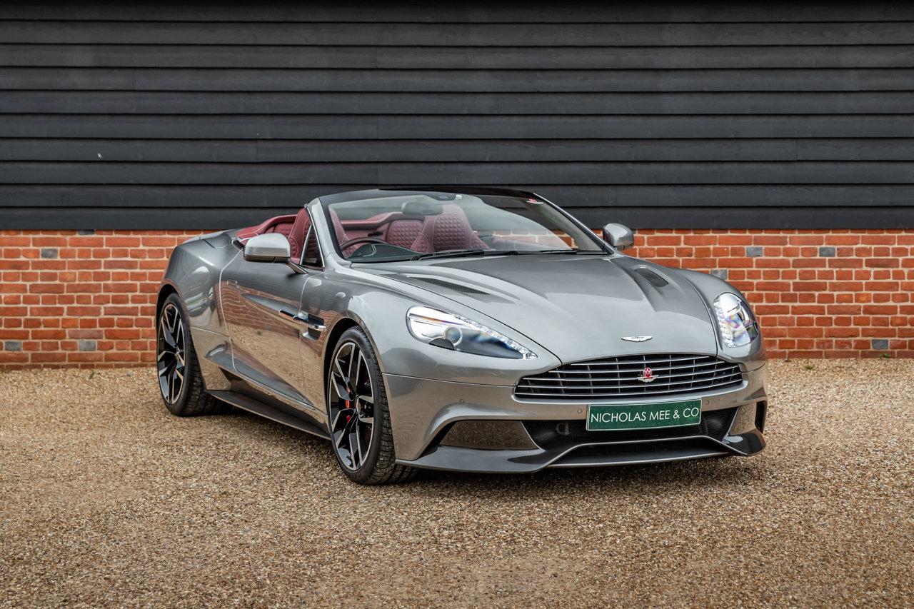 2016 Aston Martin Vanquish Volante  For Sale (picture 1 of 6)