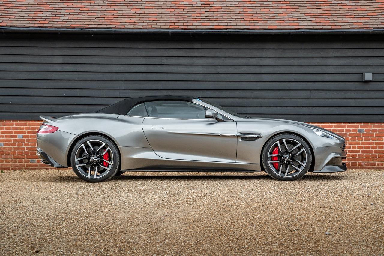 2016 Aston Martin Vanquish Volante  For Sale (picture 2 of 6)