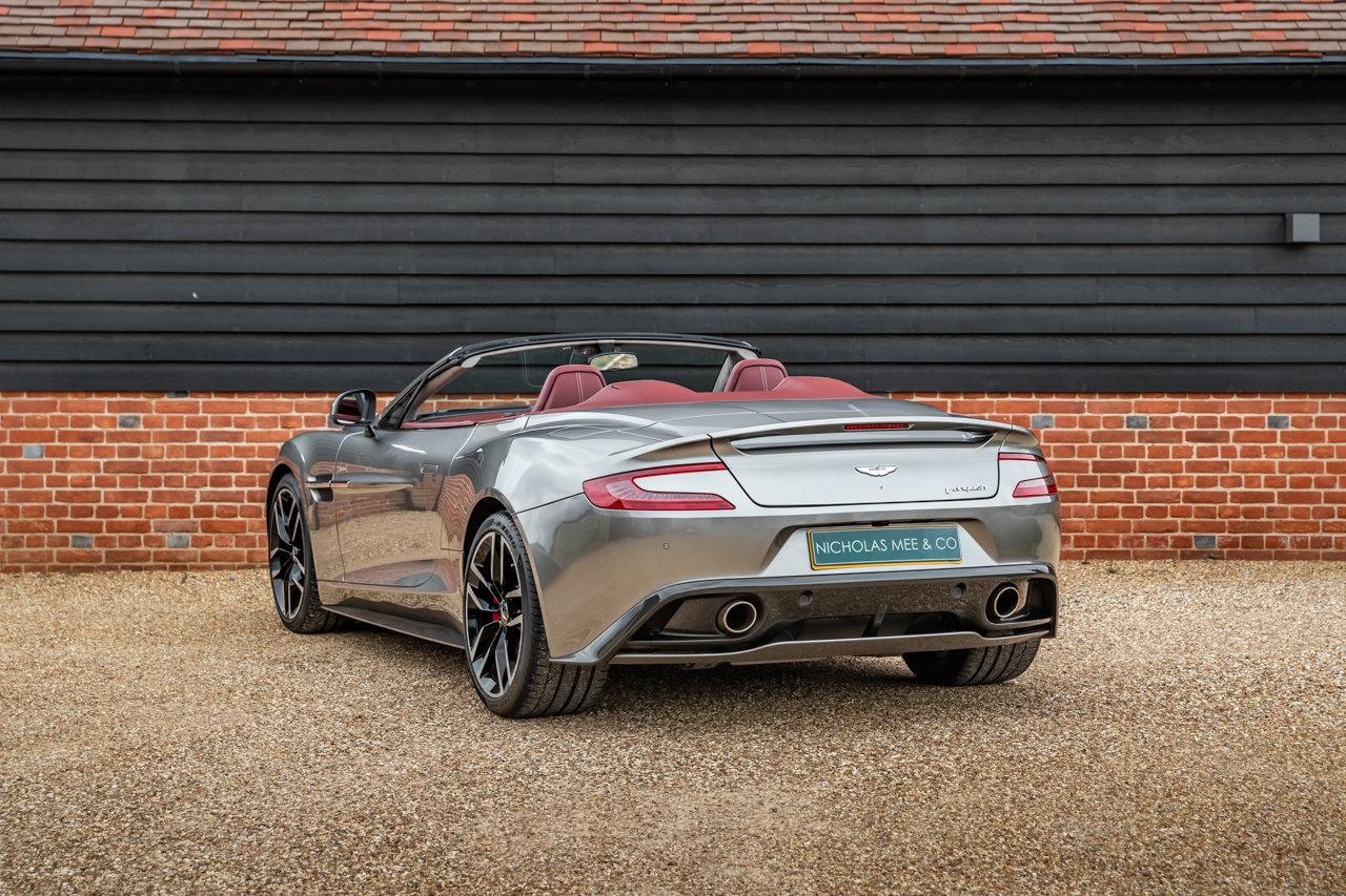 2016 Aston Martin Vanquish Volante  For Sale (picture 4 of 6)