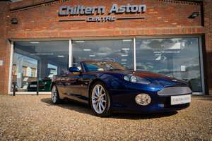 2003 Aston Martin DB7 Vantage Volante (Touch Tronic)