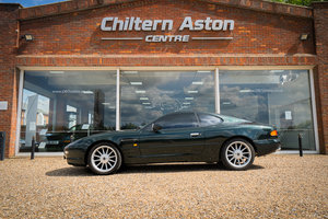1998 Aston Martin DB7 Coupe (Automatic)