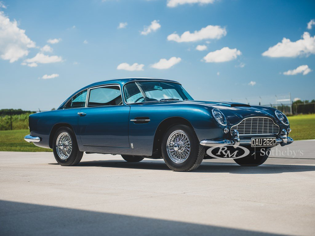 1964 Aston Martin DB5 Vantage Specification  For Sale by Auction (picture 1 of 6)