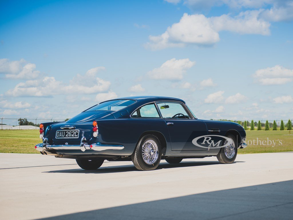 1964 Aston Martin DB5 Vantage Specification  For Sale by Auction (picture 2 of 6)