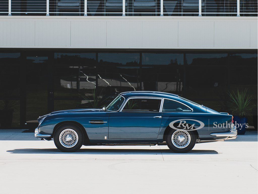 1964 Aston Martin DB5 Vantage Specification  For Sale by Auction (picture 5 of 6)