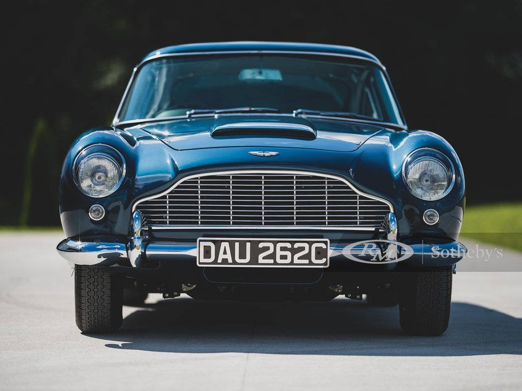 1964 Aston Martin DB5 Vantage Specification  For Sale by Auction (picture 6 of 6)