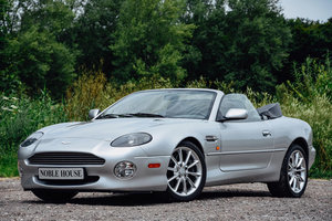 Picture of 2002 Aston Martin DB7 Vantage Volante  For Sale