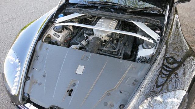 V8 VANTAGE - 2010 4.7 MANUAL - BIG SPEC - FULL AMsH SOLD (picture 6 of 6)