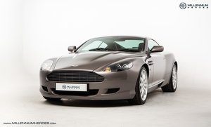 2004 ASTON MARTIN DB9  // FULL SERVICE HISTORY // OYSTER SILVER