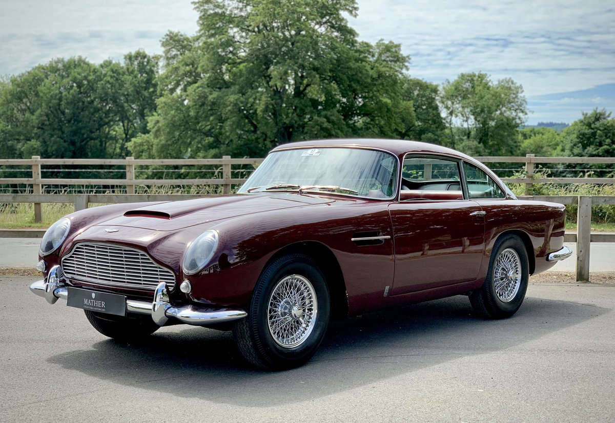 1964 Aston Martin DB5 Coupe  For Sale (picture 1 of 9)