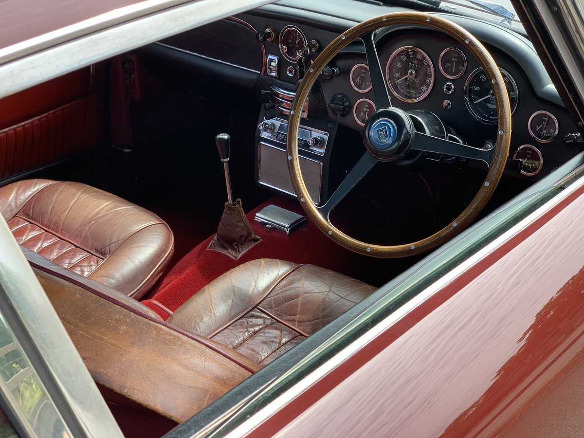 1964 Aston Martin DB5 Coupe  For Sale (picture 7 of 9)