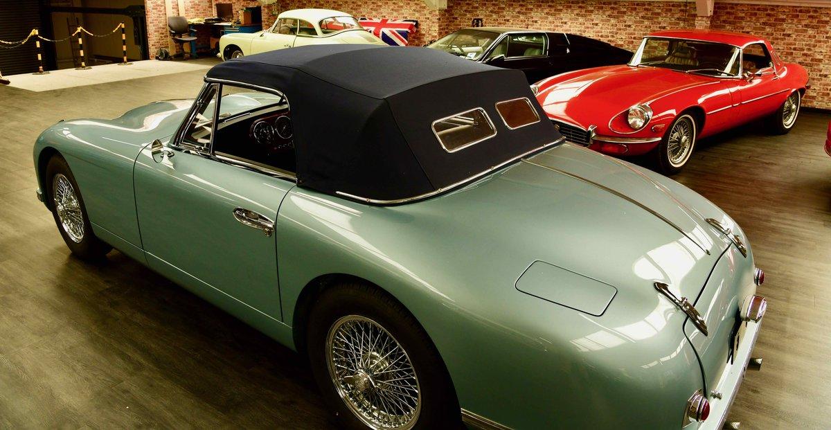 1952 Aston Martin DB2 Volante Vantage For Sale (picture 2 of 6)