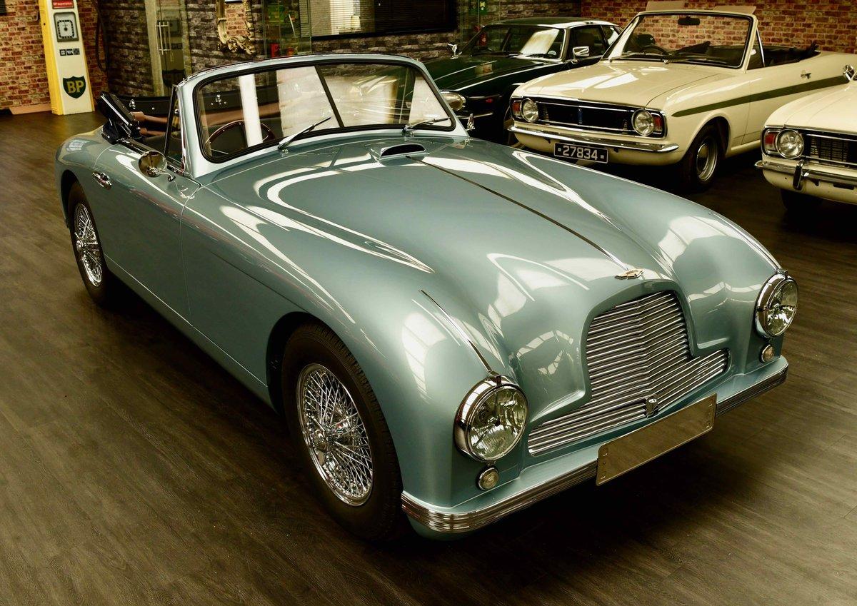1952 Aston Martin DB2 Volante Vantage For Sale (picture 3 of 6)