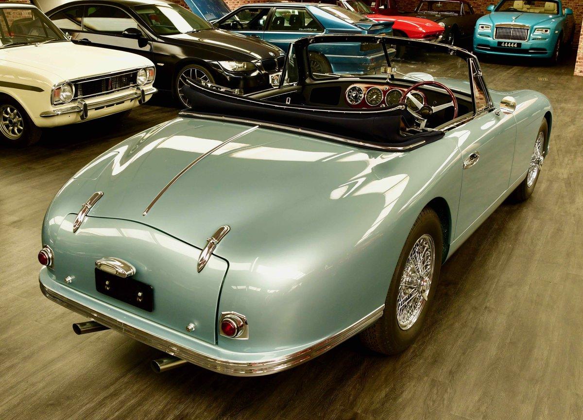 1952 Aston Martin DB2 Volante Vantage For Sale (picture 4 of 6)