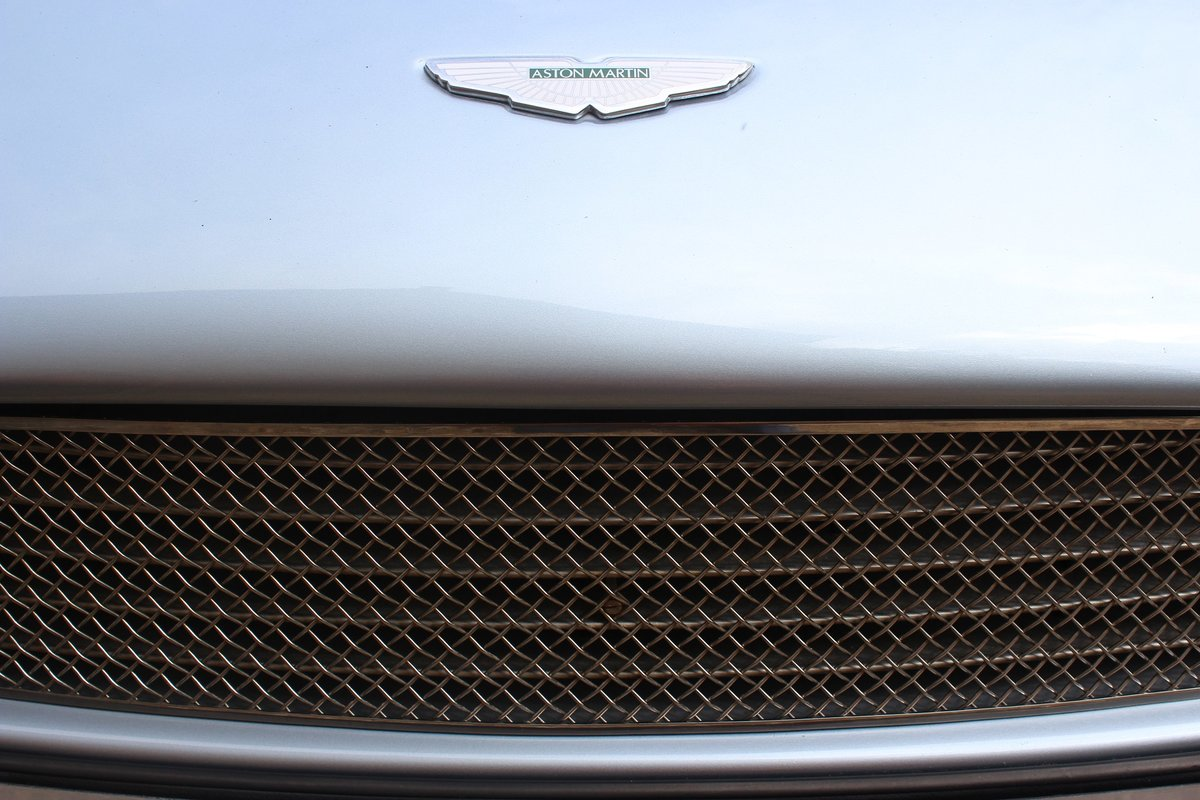 2003 DB7 Vantage Volante - 58,000 miles - FSH For Sale (picture 1 of 6)