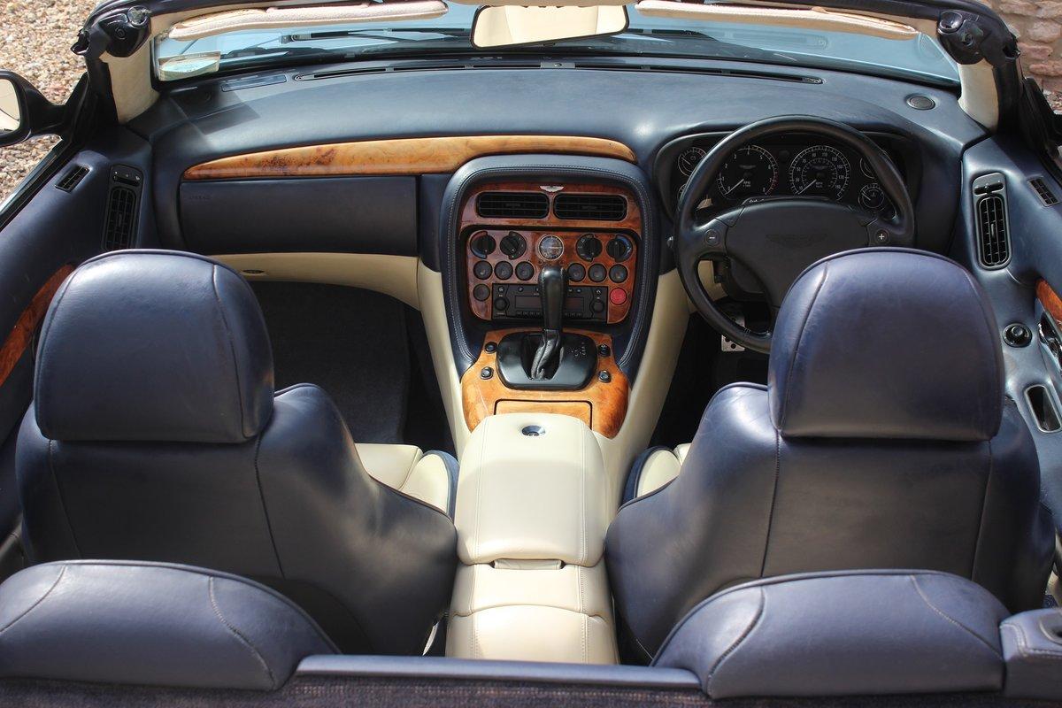 2003 DB7 Vantage Volante - 58,000 miles - FSH For Sale (picture 3 of 6)
