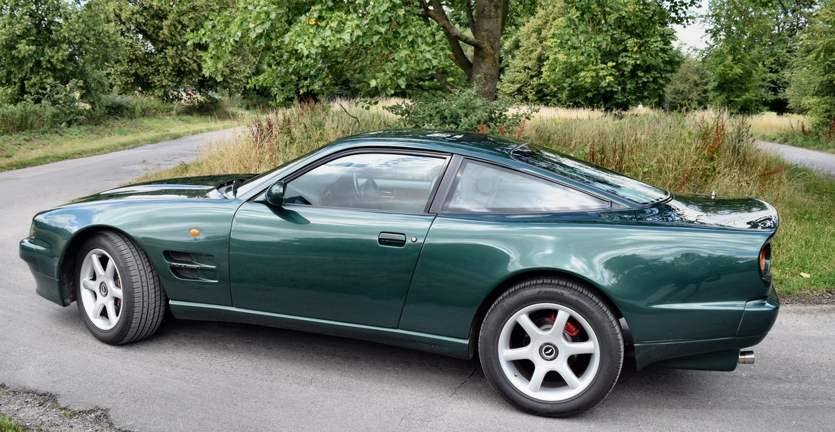 1997 Aston Martin V8 Coupe -- Manual For Sale (picture 2 of 6)