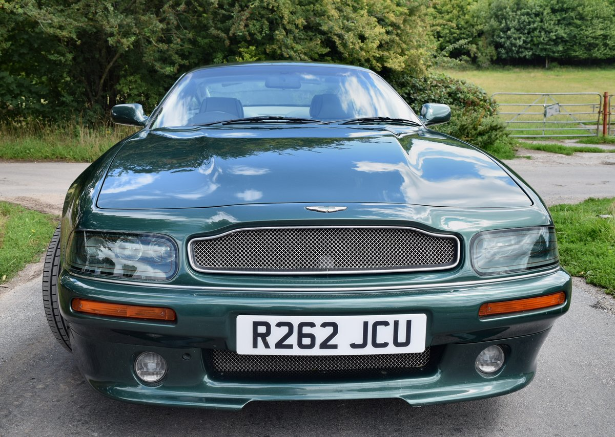1997 Aston Martin V8 Coupe -- Manual For Sale (picture 3 of 6)