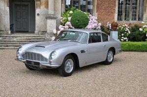 Fully Restored 1967 Aston Martin DB6 (Vantage Specification)