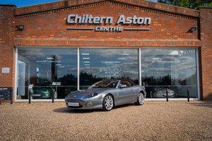 2003 Aston Martin DB7 Vantage Volante (Manual) For Sale