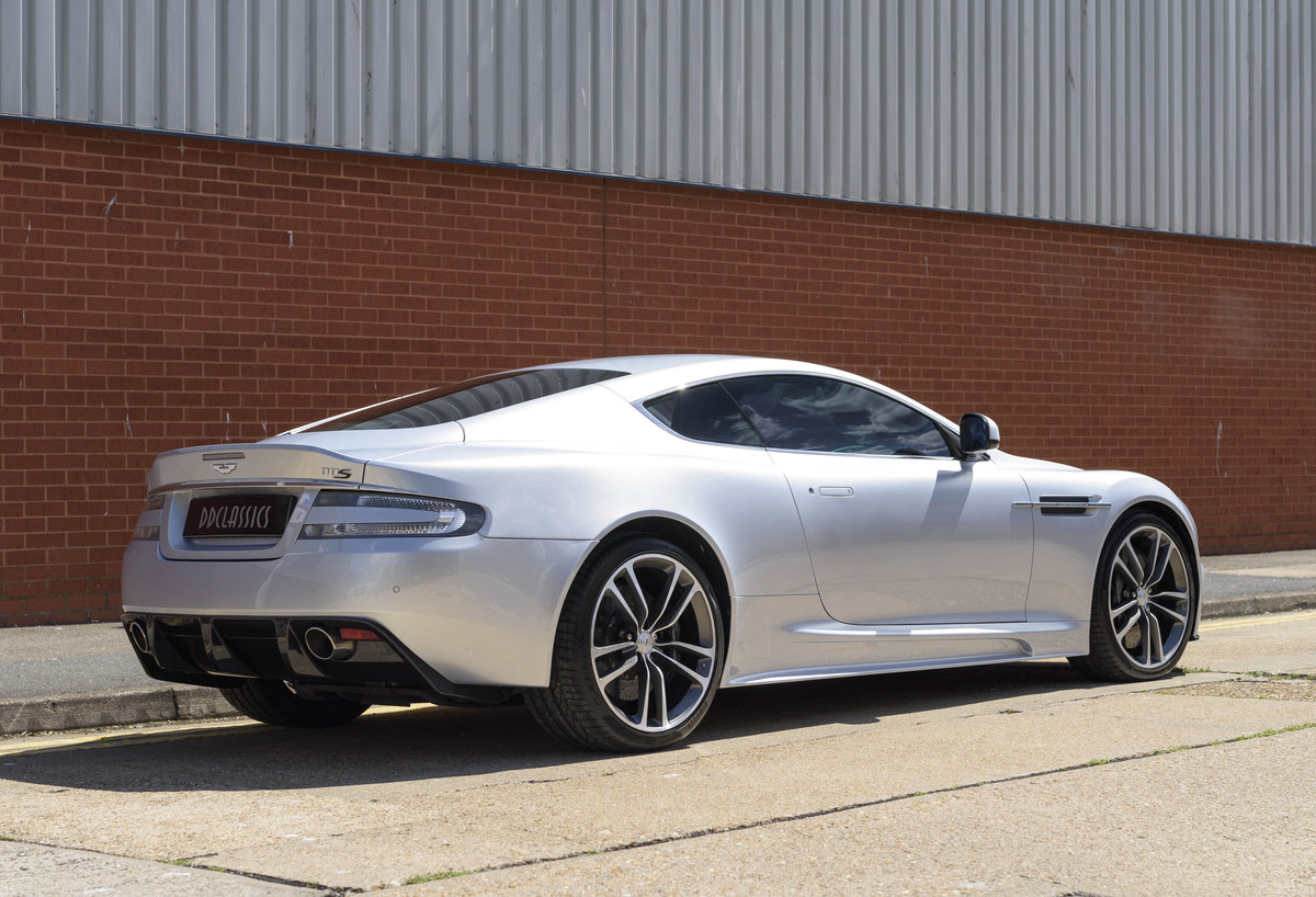 2010 Aston Martin DBS (LHD) For Sale (picture 3 of 24)