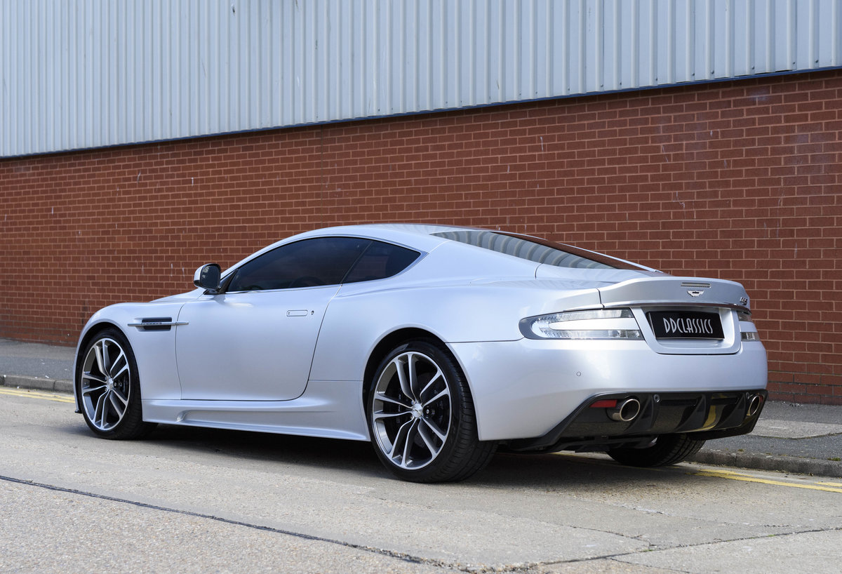 2010 Aston Martin DBS (LHD) For Sale (picture 4 of 24)