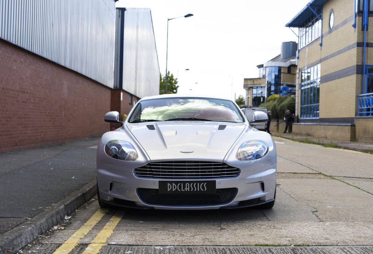 2010 Aston Martin DBS (LHD) For Sale (picture 7 of 24)