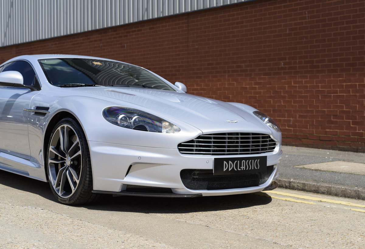 2010 Aston Martin DBS (LHD) For Sale (picture 9 of 24)