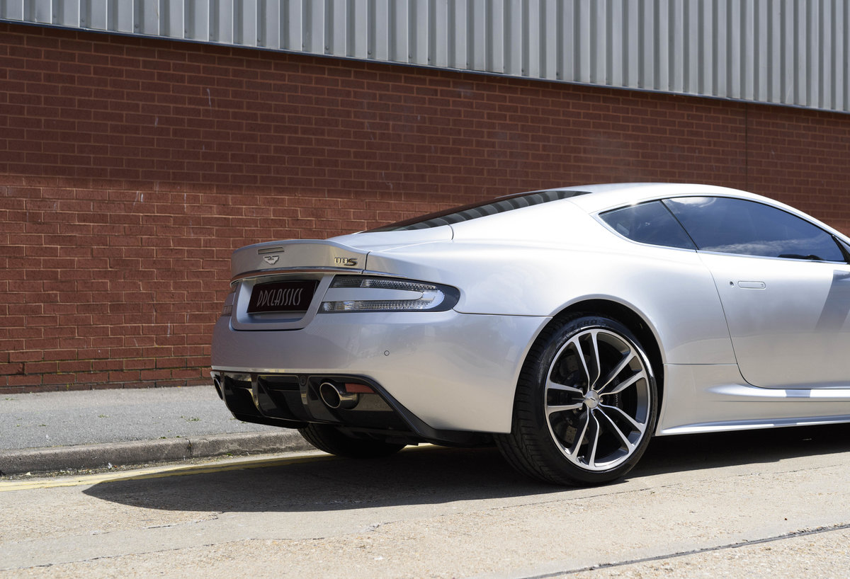2010 Aston Martin DBS (LHD) For Sale (picture 15 of 24)