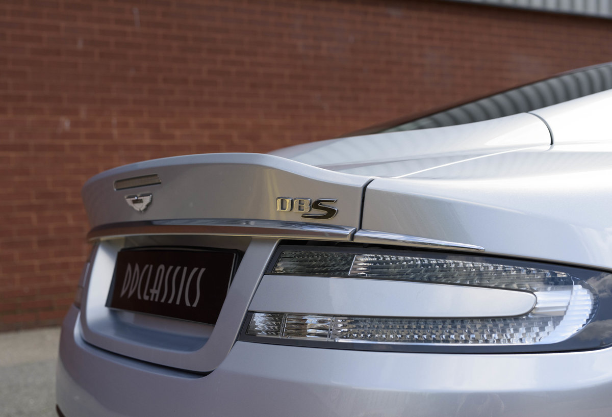 2010 Aston Martin DBS (LHD) For Sale (picture 16 of 24)