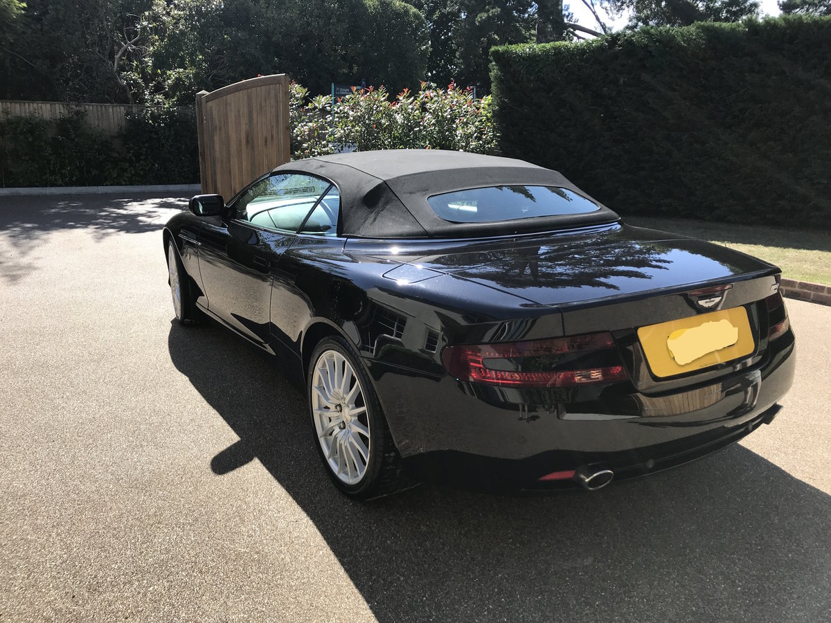 2006 Aston Martin DB9 Volante with FAMSH from new For Sale (picture 6 of 6)