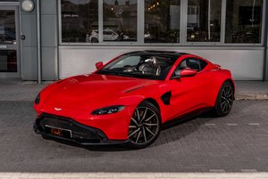 Picture of 2019 Aston Martin Vantage V8 2020 SOLD