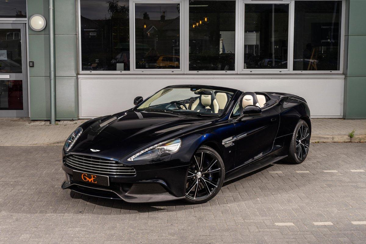 Aston Martin Vanquish Volante 2017 For Sale (picture 1 of 6)