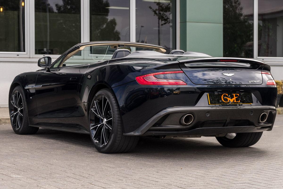 Aston Martin Vanquish Volante 2017 For Sale (picture 3 of 6)