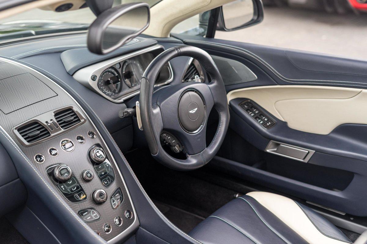 Aston Martin Vanquish Volante 2017 For Sale (picture 4 of 6)